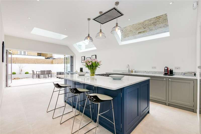 5 Bedrooms Terraced House for sale in Peterborough Road, Parsons Green, London