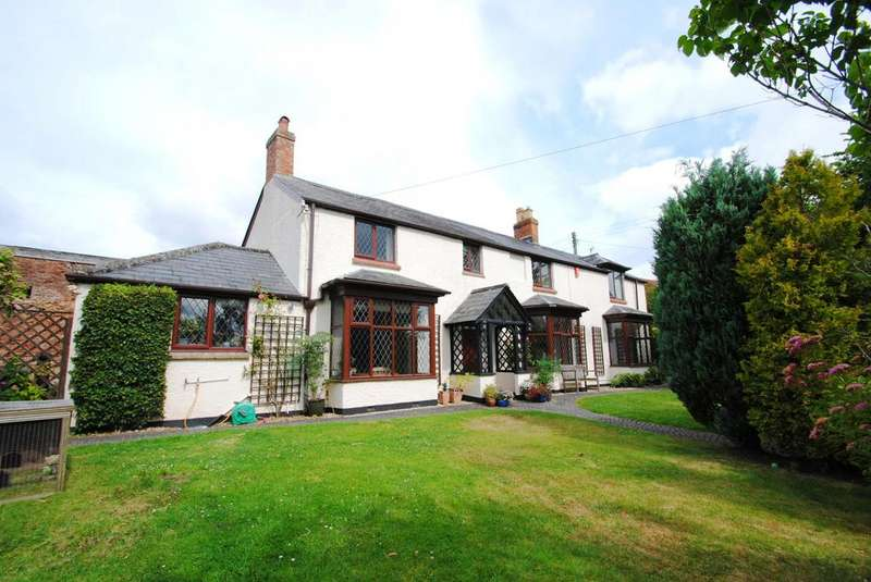 4 Bedrooms Detached House for sale in Oake, Taunton