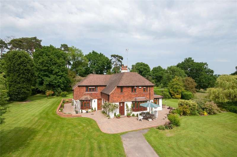 4 Bedrooms Detached House for sale in Friday Street, Ockley, Dorking, Surrey, RH5