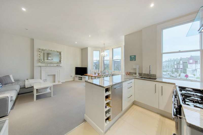 2 Bedrooms Flat for sale in Stanthorpe Road, SW16