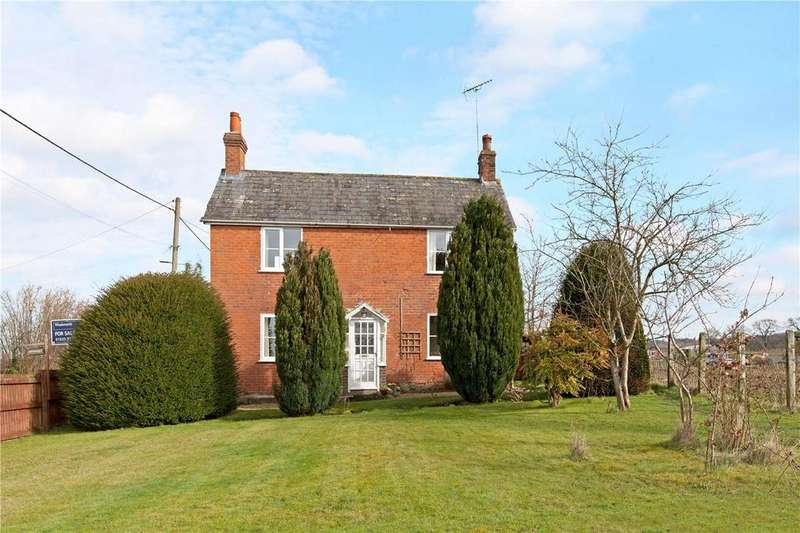 3 Bedrooms Detached House for sale in Long Lane, Shaw, Newbury, Berkshire, RG14
