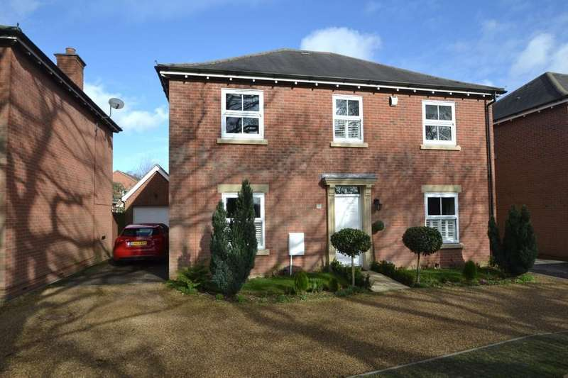 4 Bedrooms Detached House for sale in 12 Ogden Grove Kesgrave