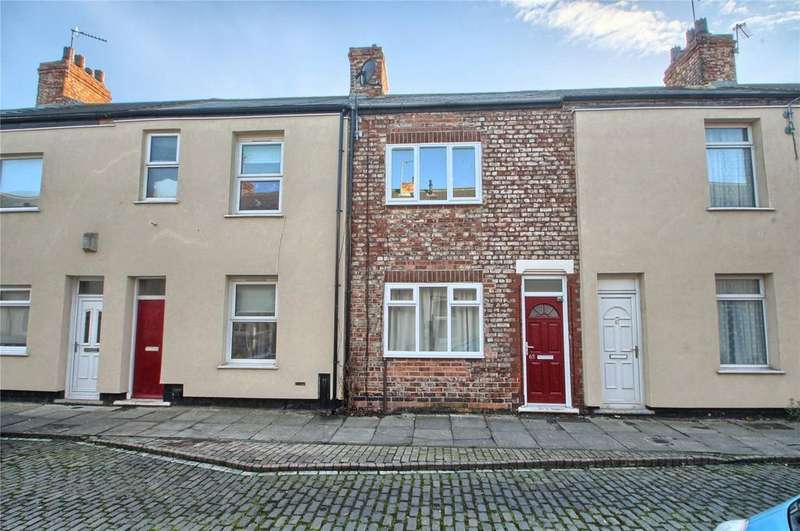 2 Bedrooms Terraced House for sale in Wren Street, Stockton-on-Tees