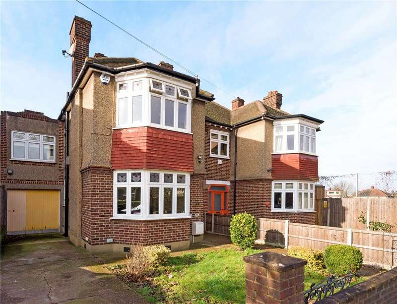 4 Bedrooms Semi Detached House for sale in Homestall Road, East Dulwich, London, SE22