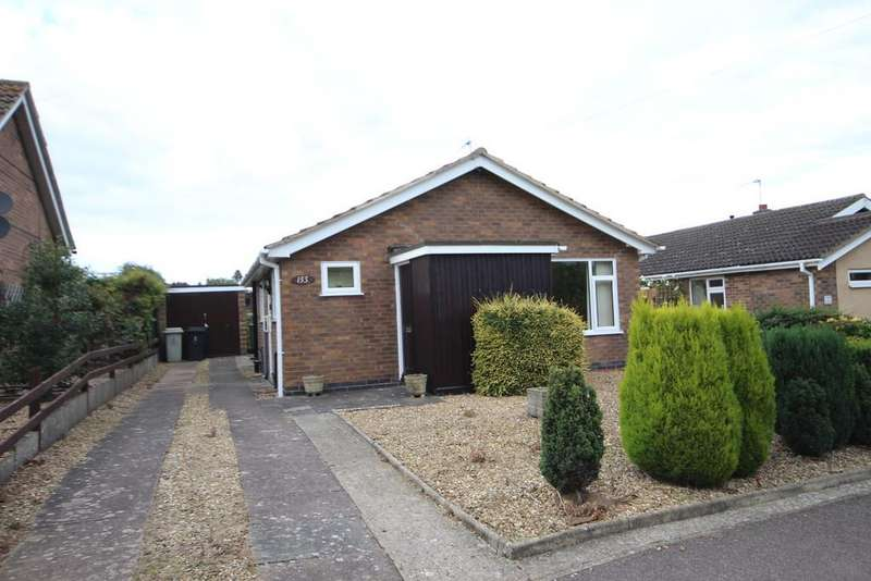 2 Bedrooms Detached Bungalow for sale in Braunston Road, Oakham