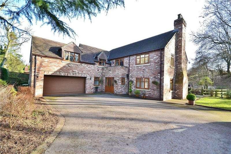 5 Bedrooms Detached House for sale in Mill Lane, Wolviston, Billingham