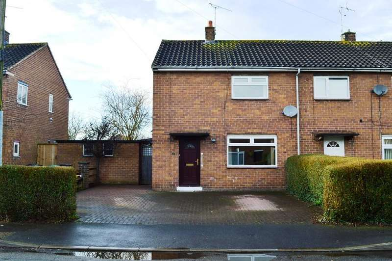3 Bedrooms End Of Terrace House for sale in Queens Crescent, Upton