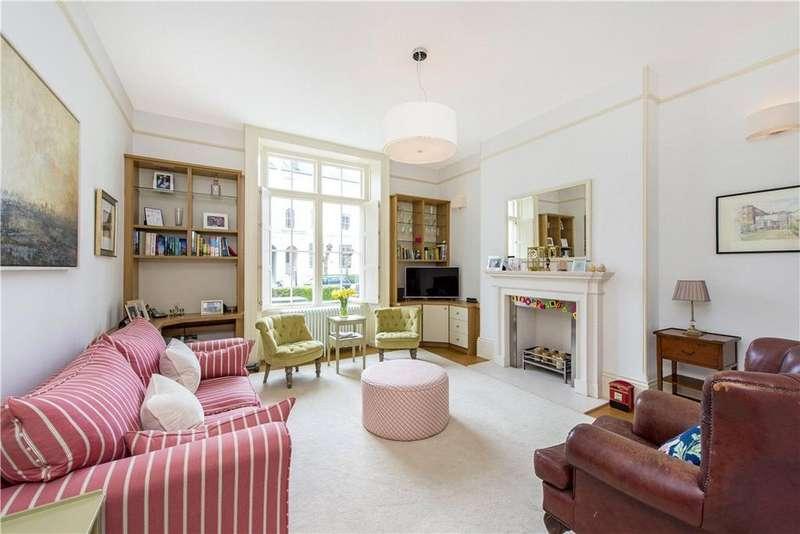 3 Bedrooms Flat for sale in Regents Park Road, Primrose Hill, London, NW1