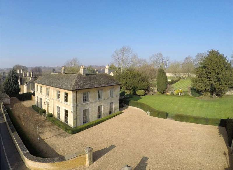 6 Bedrooms Detached House for sale in Main Street, Tinwell, Stamford, Rutland
