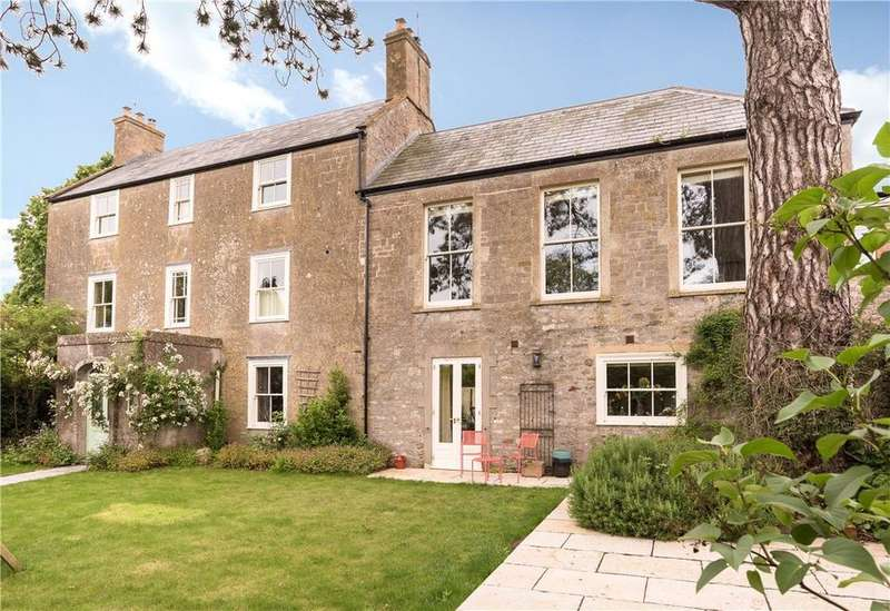 4 Bedrooms Detached House for sale in Frome Road, Nunney, Frome, Somerset, BA11