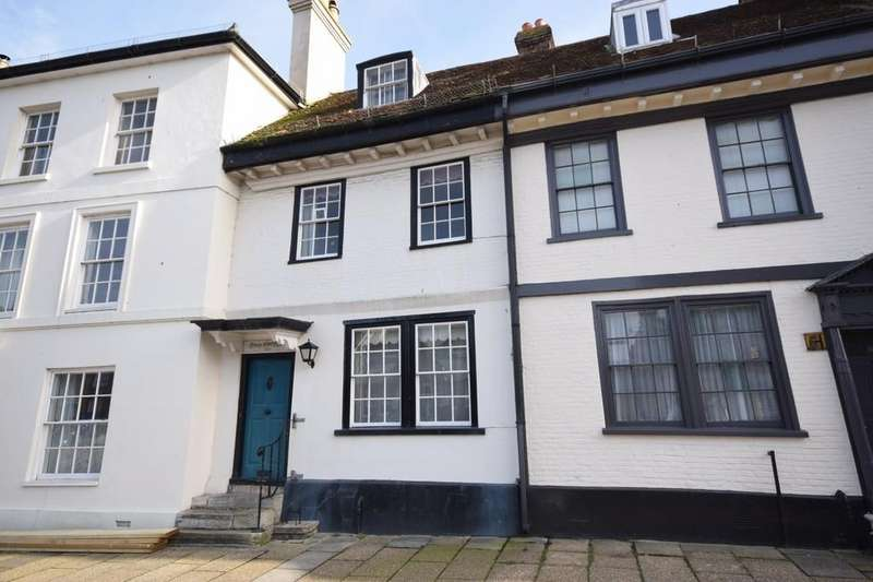 3 Bedrooms Terraced House for sale in Quay Street, Newport