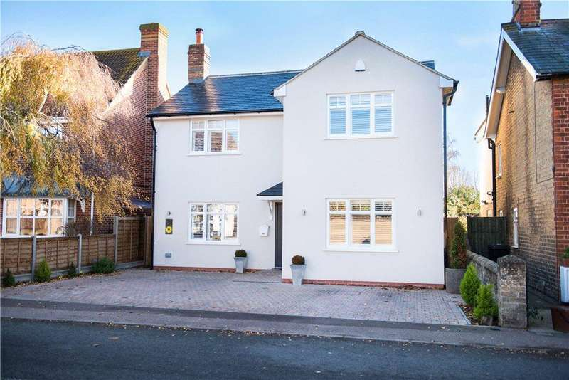 3 Bedrooms Detached House for sale in High Street, Langford, Biggleswade, Bedfordshire