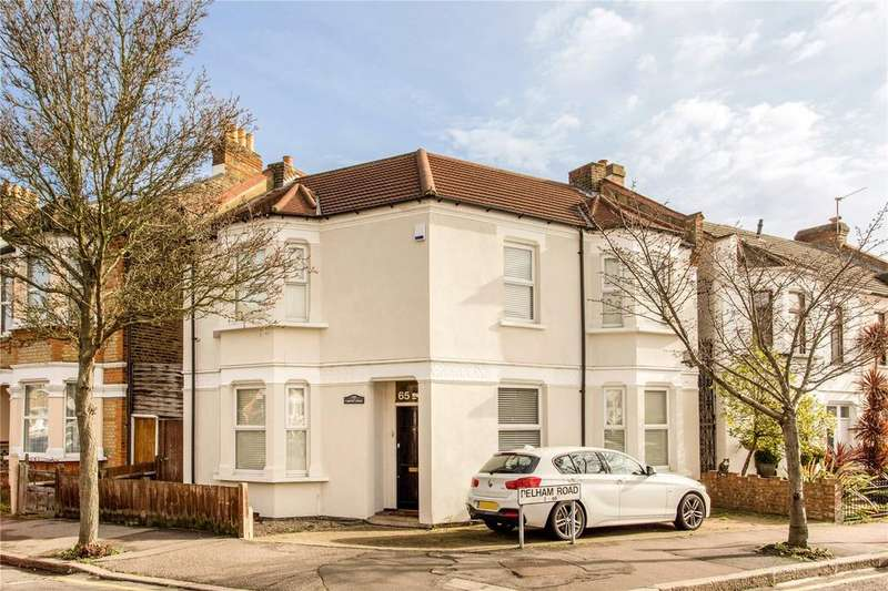 3 Bedrooms Detached House for sale in Pulteney Road, London, E18