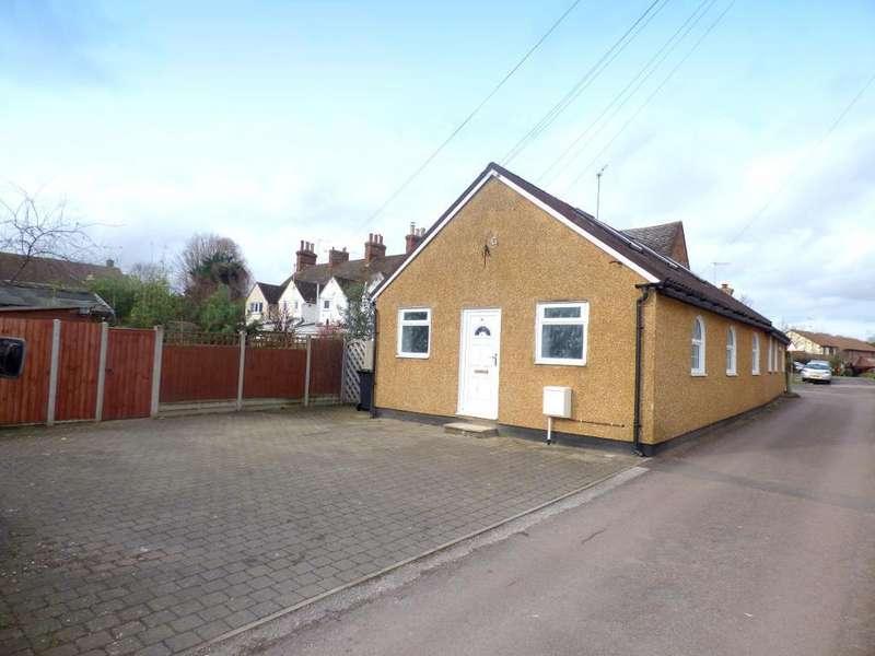 2 Bedrooms Bungalow for sale in Baker Street, Ampthill, Bedfordshire, MK45 2QE