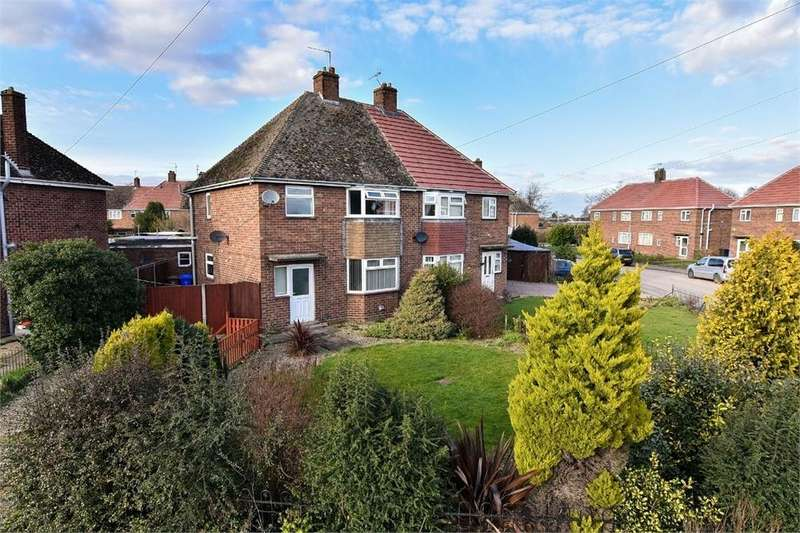 3 Bedrooms Semi Detached House for sale in St Nicholas Road, Boston, Lincolnshire