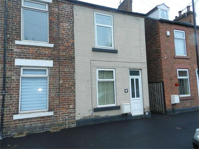 3 Bedrooms End Of Terrace House for sale in Falding Street, Chapeltown, SHEFFIELD, South Yorkshire