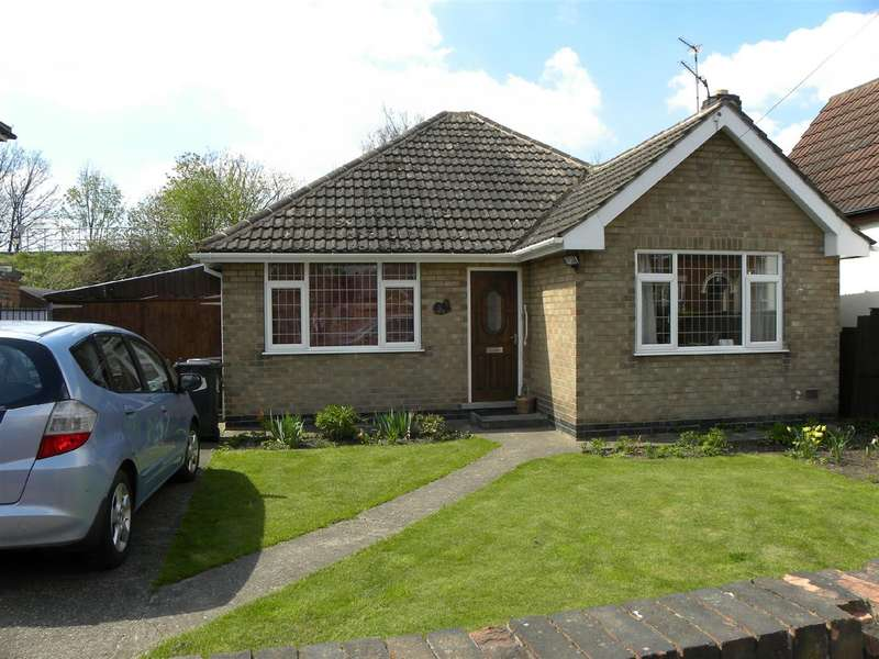 2 Bedrooms Detached Bungalow for sale in Recreation Street, Long Eaton