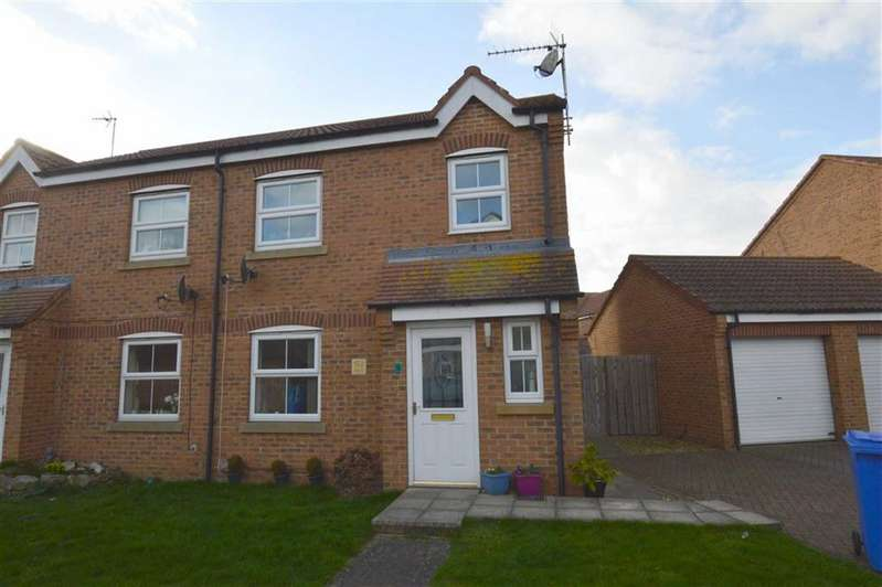 3 Bedrooms Property for sale in Cygnet Close, Hornsea, East Yorkshire