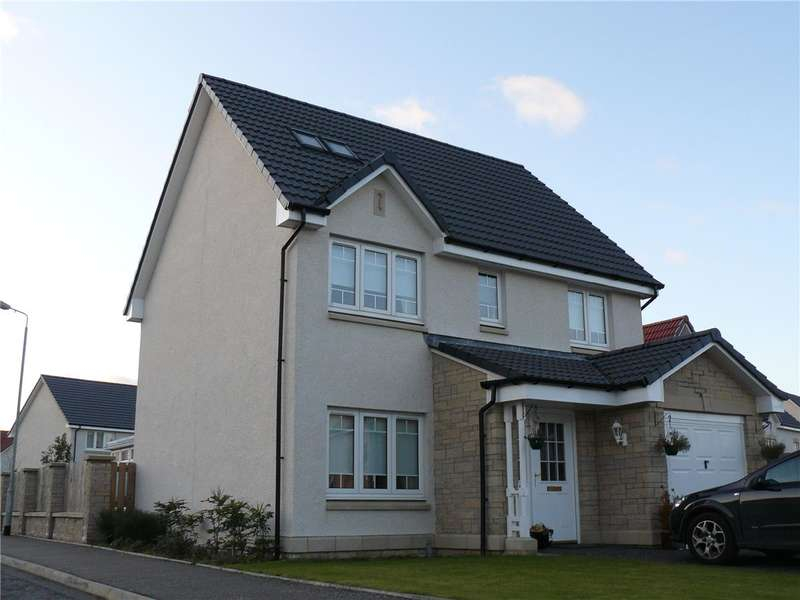 4 Bedrooms Detached House for rent in Honeywell Court, Stepps, Glasgow