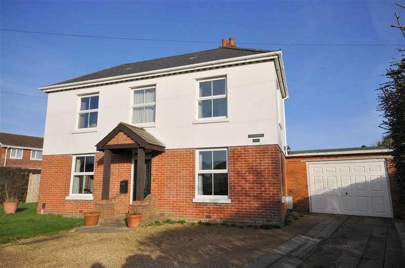 4 Bedrooms Detached House for sale in The Ferns, Locks Road, SO31