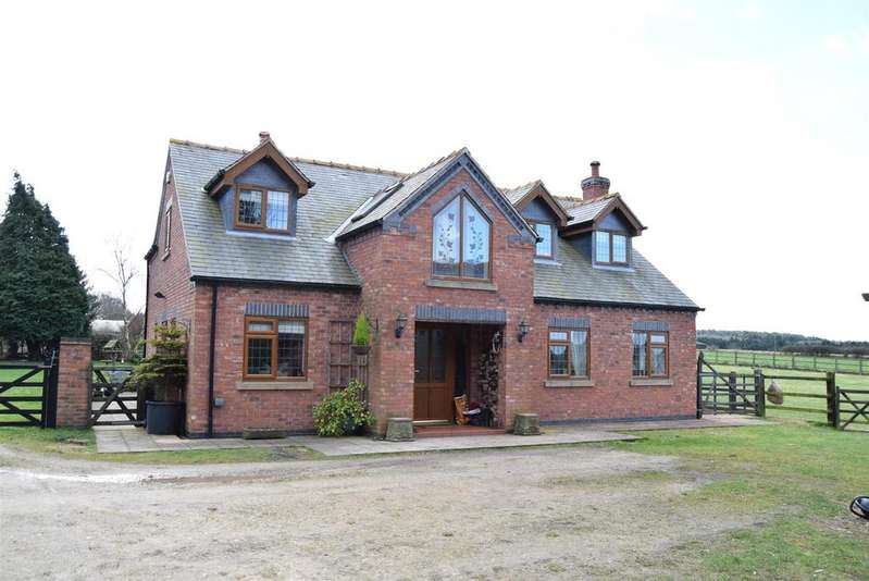 4 Bedrooms Detached House for sale in Forestry Holdings, Kings Clipstone