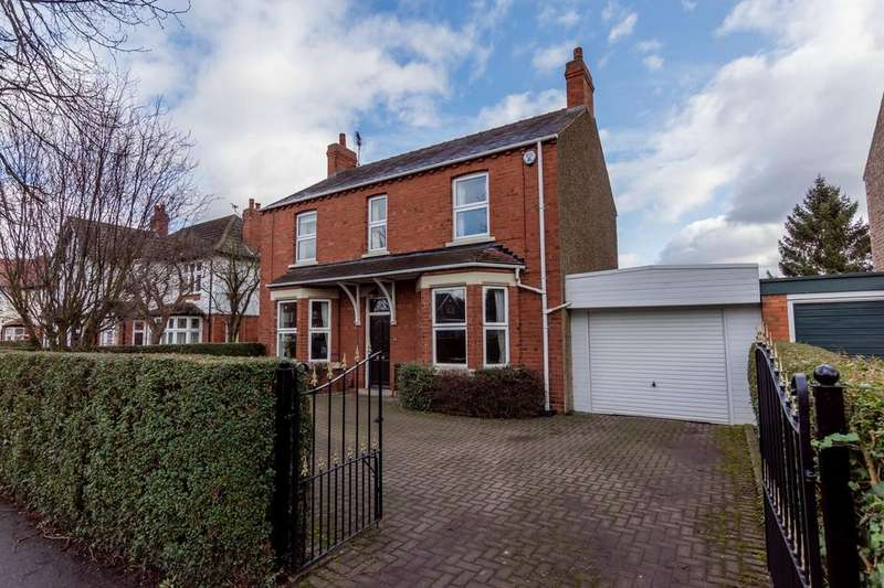 4 Bedrooms Detached House for sale in Beckfield Lane, Acomb, York