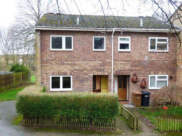 3 Bedrooms End Of Terrace House for sale in TINTAGEL CLOSE, ANDOVER, ANDOVER SP10