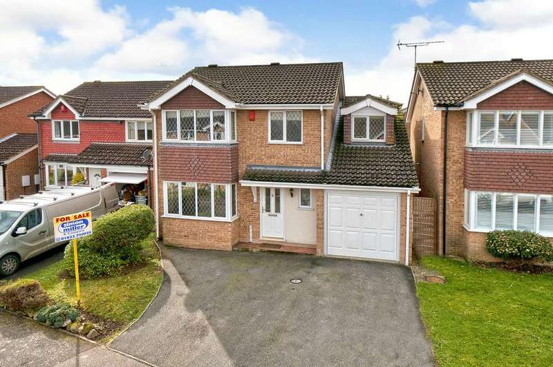 4 Bedrooms Detached House for sale in Fulbert Drive, Bearsted