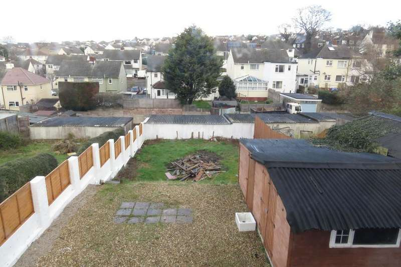 3 Bedrooms End Of Terrace House for sale in Margaret Gardens, Newton Abbot