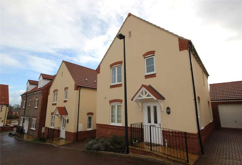 3 Bedrooms Detached House for sale in Foxglove Close, Stoke Gifford, Bristol, BS34
