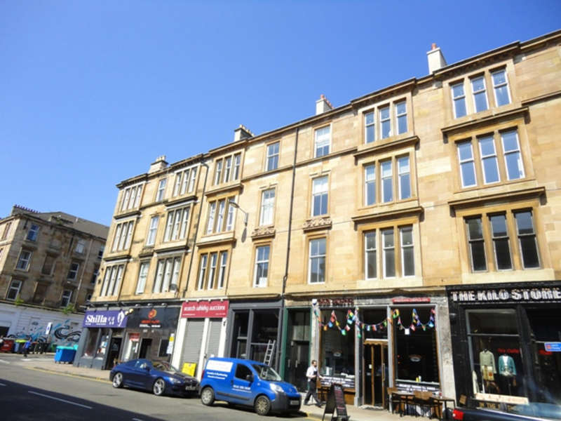 3 Bedrooms Apartment Flat for rent in FINNIESTON - Argyle Street