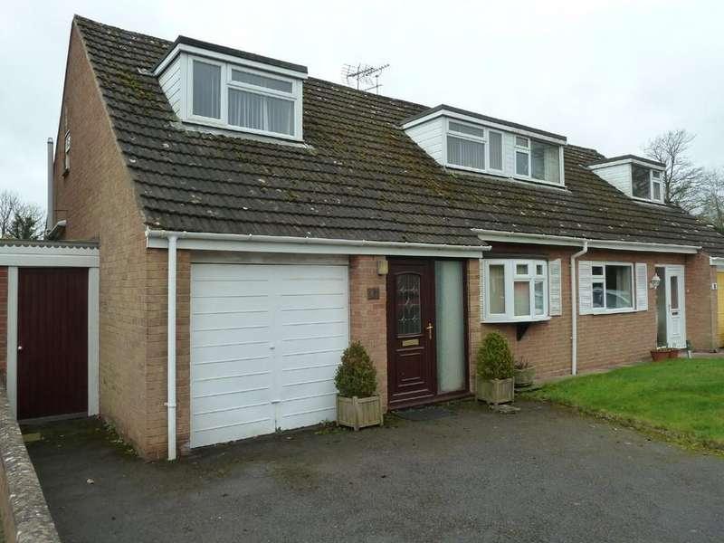 3 Bedrooms Semi Detached House for sale in Manor Lane, Ettington
