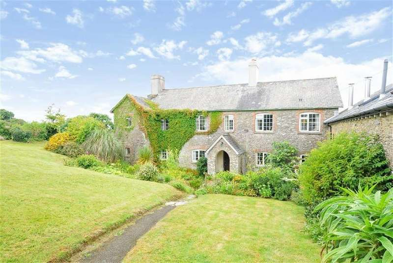 4 Bedrooms Detached House for sale in East Allington, Totnes, Devon, TQ9