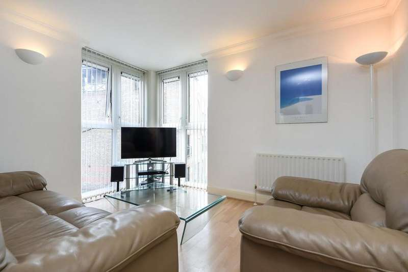 1 Bedroom Flat for sale in Onega Gate, Surrey Quays, SE16