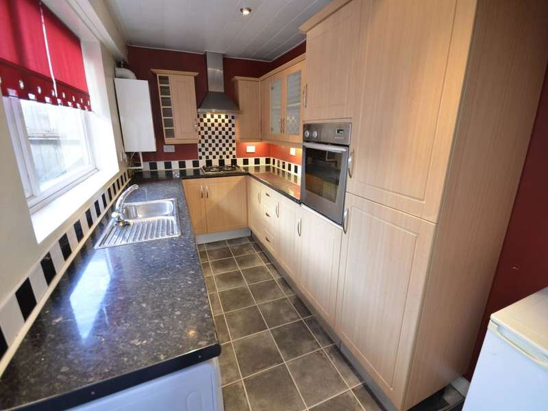2 Bedrooms Property for sale in Bradford Street, Farnworth, Bolton, BL4
