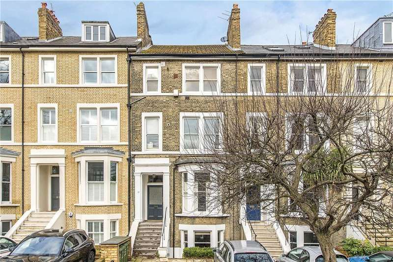 2 Bedrooms Apartment Flat for sale in Friars Stile Road, Richmond, TW10