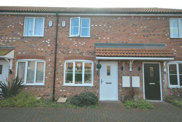 2 Bedrooms Terraced House for sale in Harrow Lane, Scartho Top, GRIMSBY
