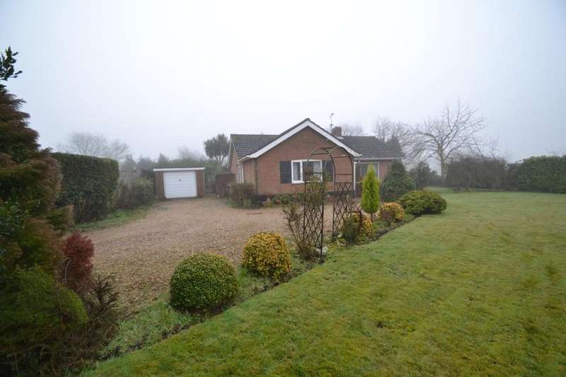 3 Bedrooms Detached Bungalow for sale in Thursford, Fakenham
