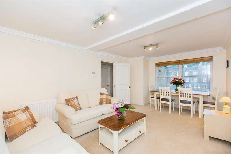 1 Bedroom Flat for sale in Roberts Court, Barkston Gardens