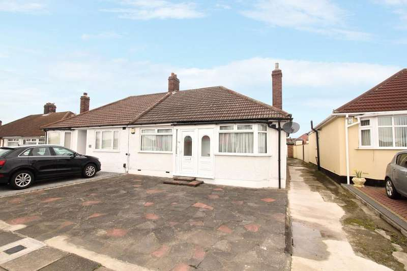 2 Bedrooms Bungalow for sale in King Harolds Way Bexleyheath DA7