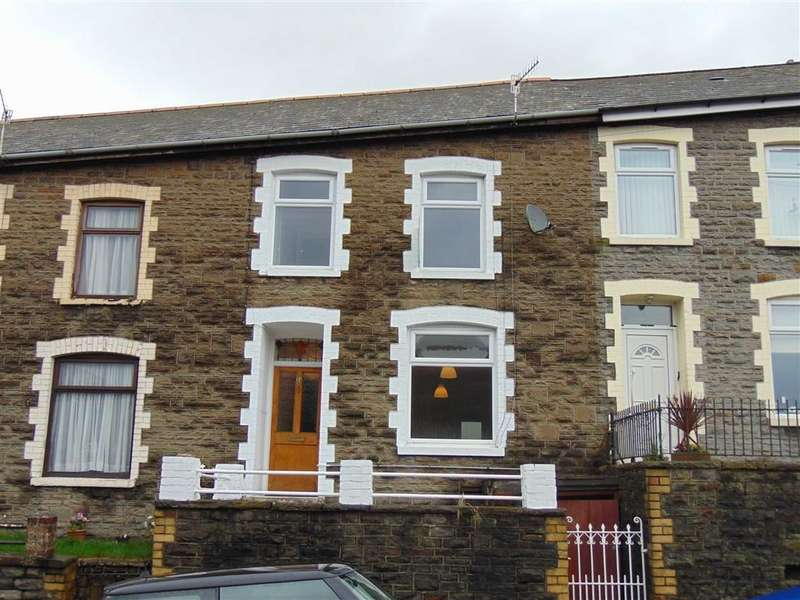 3 Bedrooms Property for sale in Penrhys Road, Ystrad, Rhondda CYnon Taff