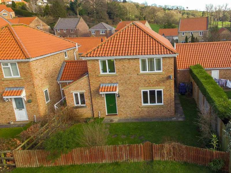 5 Bedrooms Detached House for sale in Linden Close, Sleights (Briggswath), Whitby YO21