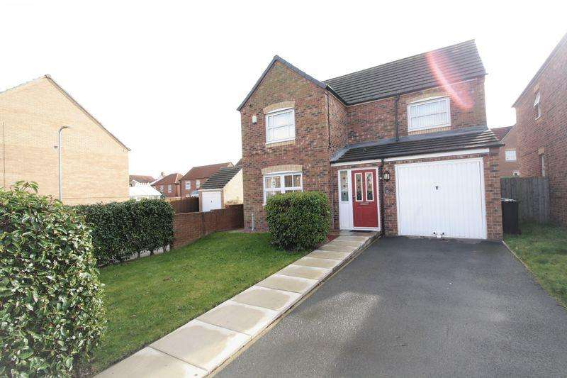 4 Bedrooms Detached House for sale in Patey Court, Linthorpe, Middlesbrough, TS5 5DJ