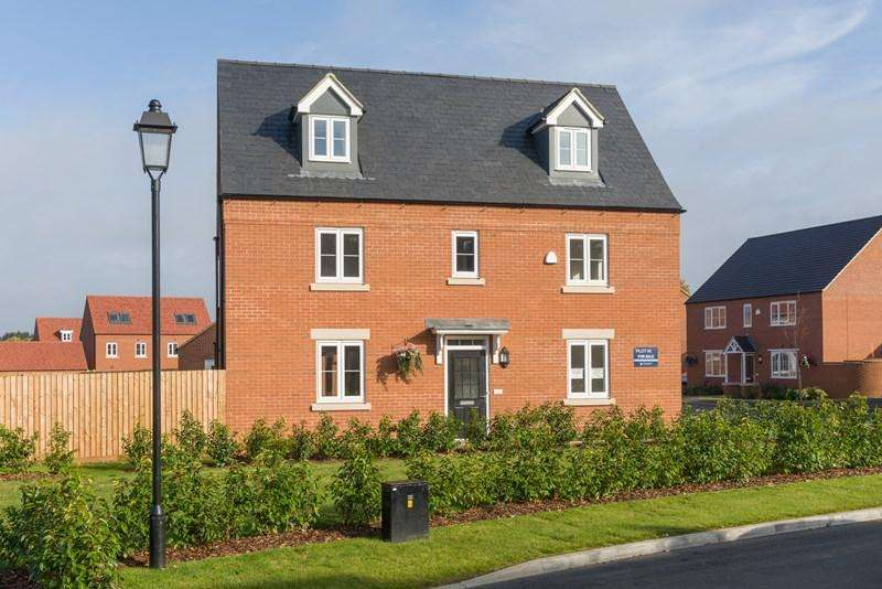 5 Bedrooms Detached House for sale in Milton Road, Adderbury, Banbury