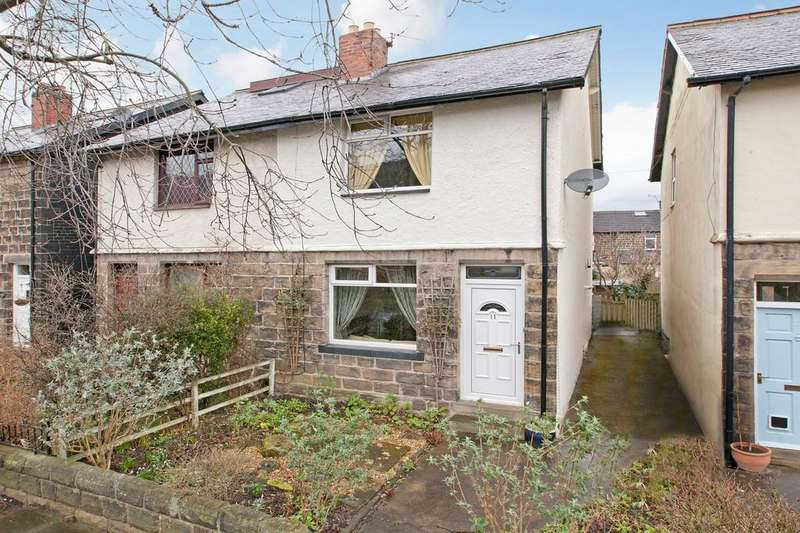 2 Bedrooms Semi Detached House for sale in Richmond Terrace, Otley