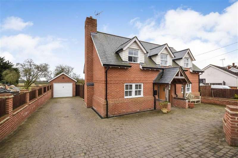 4 Bedrooms Detached House for sale in Chapel Road, Great Totham, Essex