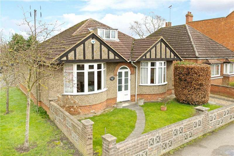 1 Bedroom Detached Bungalow for sale in Tickford Street, Newport Pagnell, Buckinghamshire