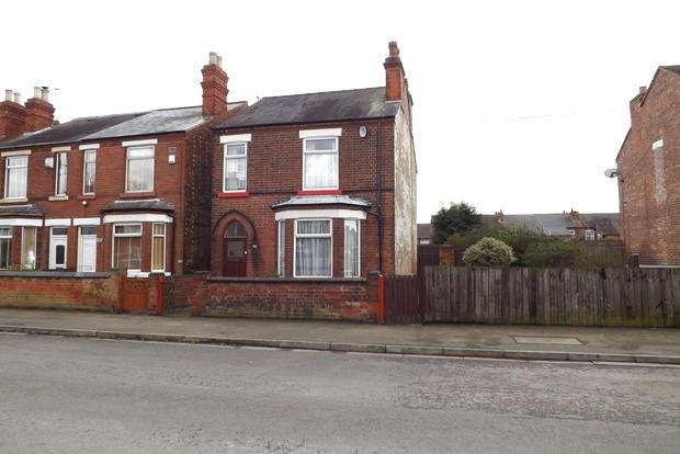 3 Bedrooms Detached House for sale in Chandos Street, Netherfield, Nottingham, NG4