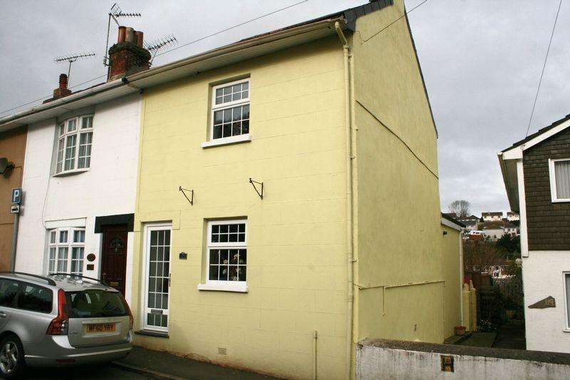 2 Bedrooms Cottage House for sale in Milton Street, Brixham