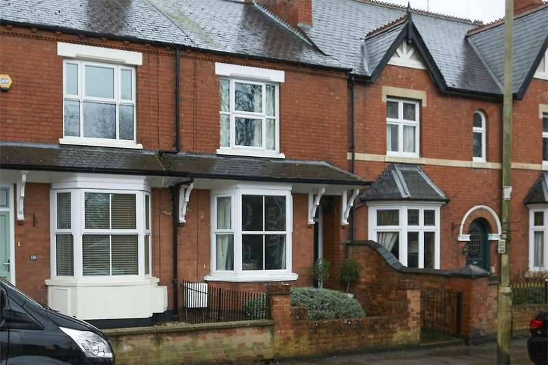 3 Bedrooms Terraced House for sale in Northampton Road, Market Harborough, Leicestershire